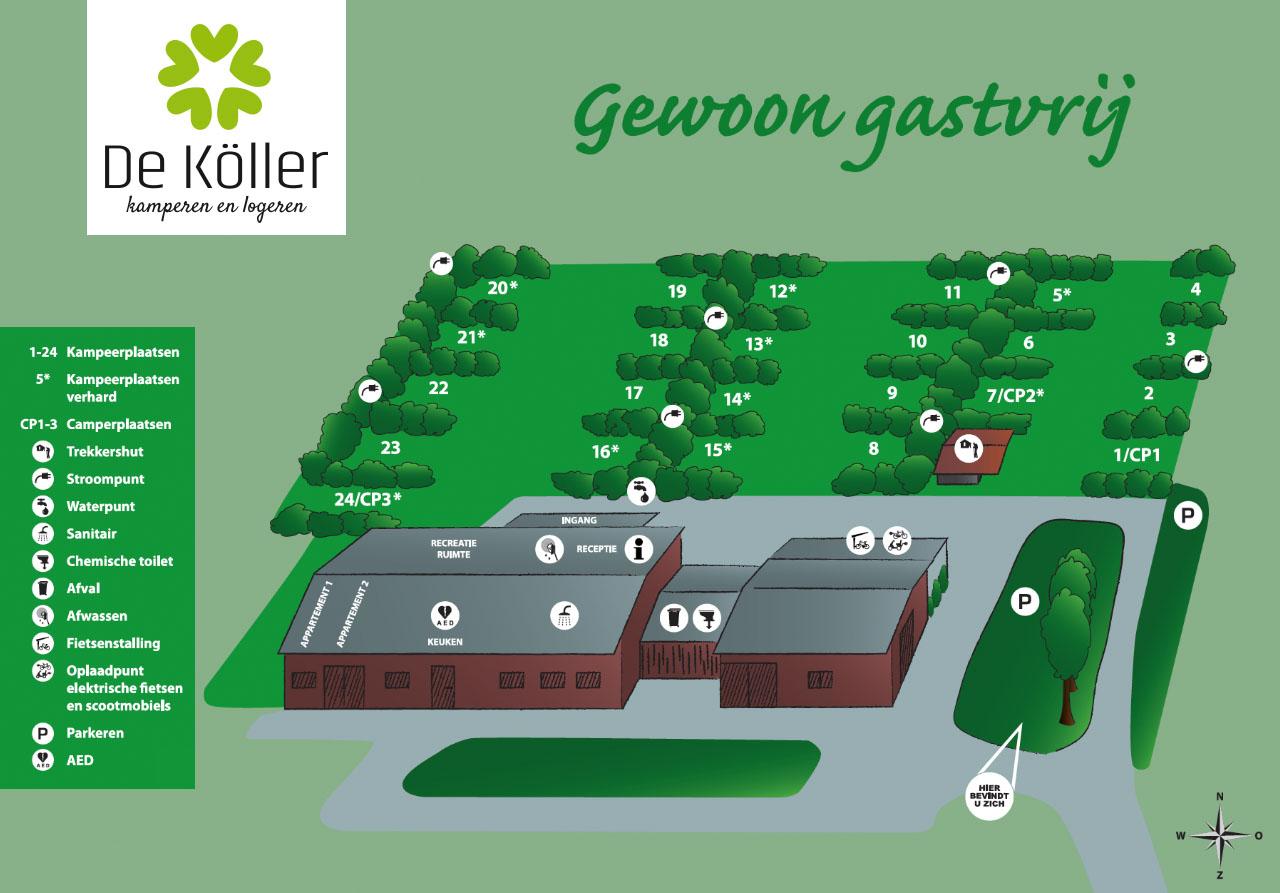 Camping De Köller